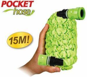FlexiWonder Pocket Hose 15 mtr Tuinslang Groeiende tuinslang - Growing Garden Hose