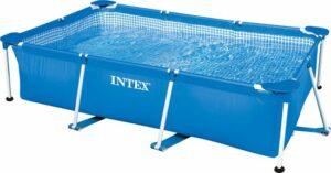 Intex - Family Frame Zwembad - 260x160x65cm - Opzetzwembad