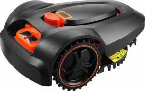 Zoef Robot Robotmaaier Berta MR18Z Voor gazons tot 600 m2 -Eenvoudig in gebruik