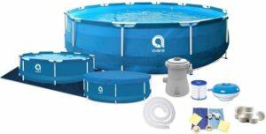 Zwembad de Luxe 305x76 cm