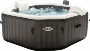 Intex Pure Spa Jet & Bubble Deluxe 4p - Ø 201 cm