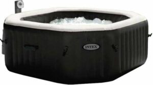 Intex Purespa Jet And Bubble Deluxe Jacuzzi 6-persoons 218 Cm