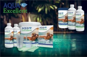 Spa en Hottub waterbehandelingset met 1 kg chloortablet 90-20 ook voor de intex spa -jacuzzi
