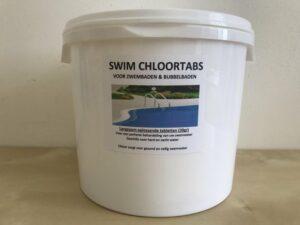Chloortabletten 20g 5KG zwembad minitabletten 20 gram 5 kilo emmer 20grams 20gr chloor tabletten - zwembadonderhoud zwembadreinigingsmiddel