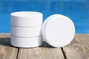 Zwembad Chloor Tabletten
