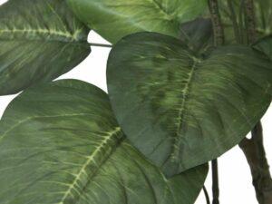 Europalms kunstplant in pot voor binnen - Pothos-boom - 150 cm