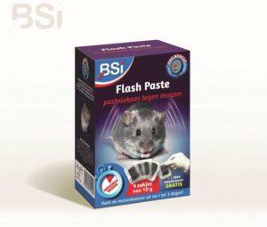 Flash pasta muizen en rattengif