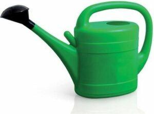 Gieter in kunststof groen - 3 liter
