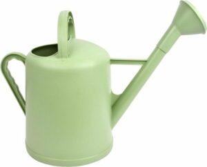 Groene planten gieter kunststof - 10 liter - Planten bewatering