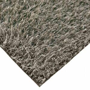 Kunstgras grijs - Kunstgras Tapijt RAINBOW Smokey Taupe - 250x330cm