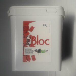 Probloc ratten-en muizenblokken 2 kg