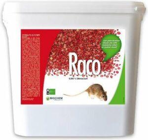 RACO rattenvergif 5kg