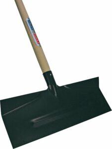 Talen Tools sneeuwschuiver 40 cm metaal incl. steel 130 cm