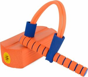 Toyrific Bungee Hopper Jump 'n Bounce Oranje