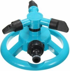 Tuinsproeier - Watersproeier - Cirkelsproeier - Bewatering - Gazon bewatering - bereik tot 60M2