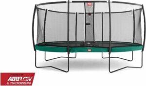 BERG trampoline Grand Champion 350 + Safety Net Deluxe