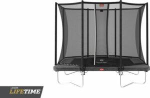 BERG trampoline Ultim Favorit 280 + Safety Net Comfort