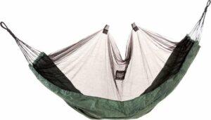 Fosco Outdoor Hangmat - 420 gr - 210x75 cm - Incl Muskietennet