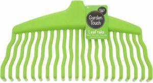 Garden Touch Bladhark - Leaf Rake - Groen - Tuin accessoires