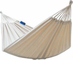 Hangmat - 2 persoons - incl. 2 touwen - Crème - Singa XL