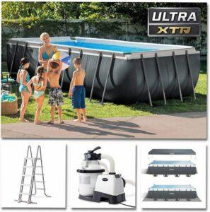 Intex Ultra XTR Rechthoekig Frame Pool 549x274x132 cm