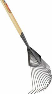 Talen Tools - Gazonhark - 20 tanden - Professioneel - Steel 160 cm - Compleet