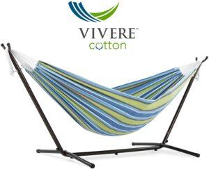Vivere Oasis UHSD08 beste hangmat met staander