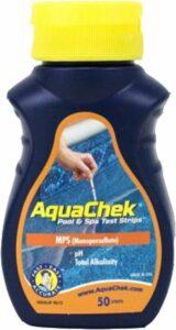 AquaChek Orange 3 in 1 teststrips MPS