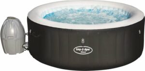 Bestway - Lay-Z-Spa Miami - Jacuzzi - Zwembad - Pomp - Relax - Massage - Hoes - 4-Personen