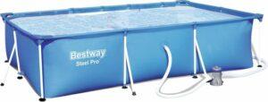 Bestway Opzetzwembad Passaat 400 X 211 X 81 Cm