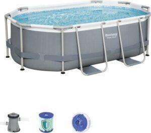 Bestway Power Steel Oval pool 300x200x84cm