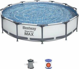 Bestway Steel Pro MAX Zwembad - Ø 366 x 76cm