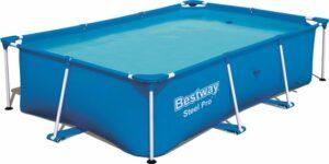 Bestway - Steel Pro Zwembad - 259 x 170 x 61 cm