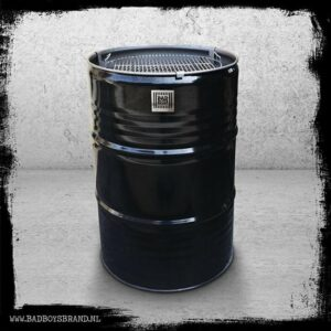 Black Beast - Barbecue - Vuurkorf - BadBoysBrand - 100% Made in Jail