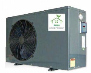 ECO Zwembad warmtepomp 13 kw - 60m³ - type MIDA Quick - COP 5-6 - 5 jaar garantie