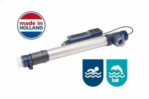 Filtreau UVC Titan Zoutwater Zwembad UV-C 80000 L