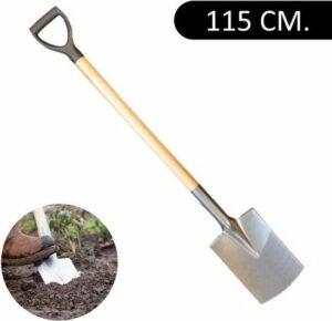 Gardenline Spade met Steel 115 cm