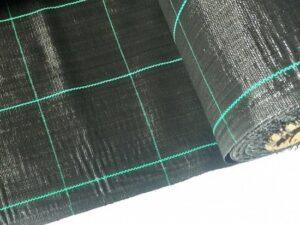 Gronddoek - Worteldoek 5,25M breed x 10M lang; 52,5M² + 50 GRATIS gronddoekpennen. Gronddoek = Europese top kwaliteit