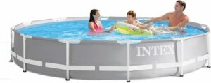 Intex Prism Frame Pool zwembad 305 x 76 cm - incl. filterpomp