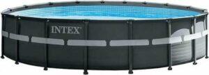 Intex Ultra XTR Frame Pool met zandfilter 549x132 cm