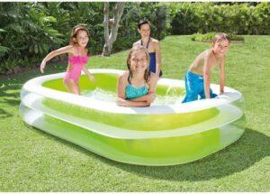 Intex Zwembad Groen opblaas zwembad