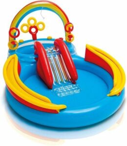 Intex kinderzwembad - Regenboog ringen