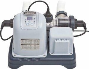 Intex zoutwatersysteem met Krystal Clear (max. 56.800 liter)
