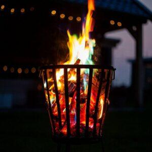 Magical Fire - Gekleurde Vlammen - Magisch Kampvuur - 3 stuks - Grote Zakjes (25 gram)