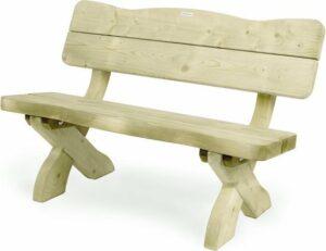 MaximaVida houten tuinbank Provence 120 cm - 60 mm houtdikte