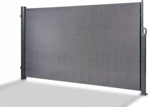 Oprolbaar windscherm - Tuincollectie - Seetrough (Doorkijkscherm) - 180x300cm