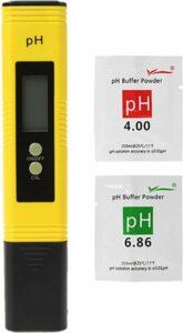 PH meter Digitale tester Zwembad Gekalibreerd