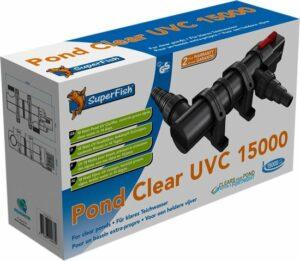 Superfish Pond Clear - UVC 15000 - 18W
