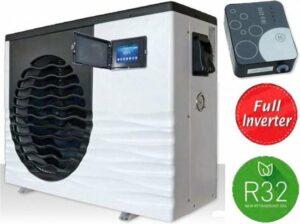 Zwembad Warmtepomp FULL-INVERTER - BOOST 24 KW -R32 TUVcertified - 6 jaar garantie