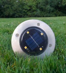 goede tuinverlichting op zonne energie